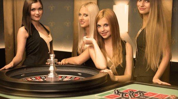 Live Roulette Lady