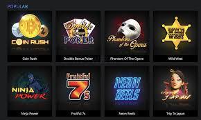Crypto Slots Games