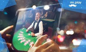 mr.Play Mobile Live Casino