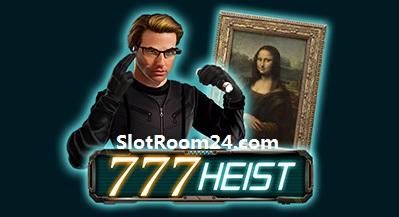 777 HEIST Free Play Slot Review