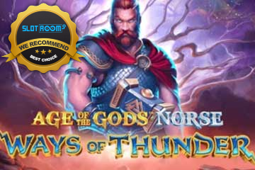 Age of the Gods Norse Ways of Thunder Slot Review