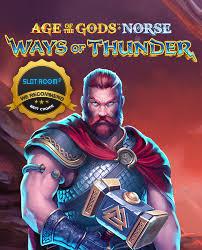 Age of the Gods Norse Ways of Thunder Slot - Age of the Gods Norse Ways of Thunder Slot Review