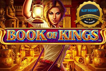 Book of Kings Slot Game
