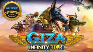 Giza Infinity Reels Slot Game