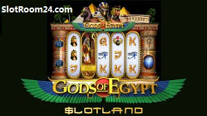Gods of Egypt Free Play Slot Review