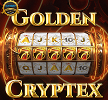 Golden Cryptex Slot Game