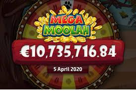 Mega Moolah Jackpot April 2020 - Jackpots