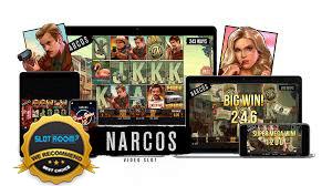 Narcos Free Spin - NARCOS Free Play Slot Review