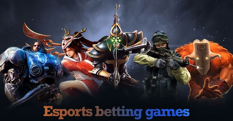 eSports Betting Game