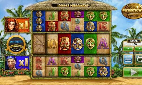 Survivor Megaways Slot Features - Survivor Megaways Free Slot Review