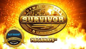 Survivor Megaways Slot Game