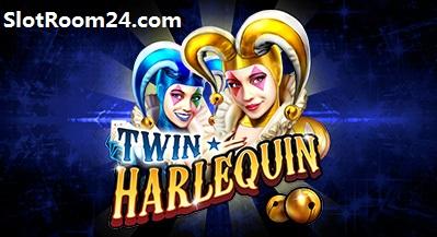 Twin Harlequin Slot Game