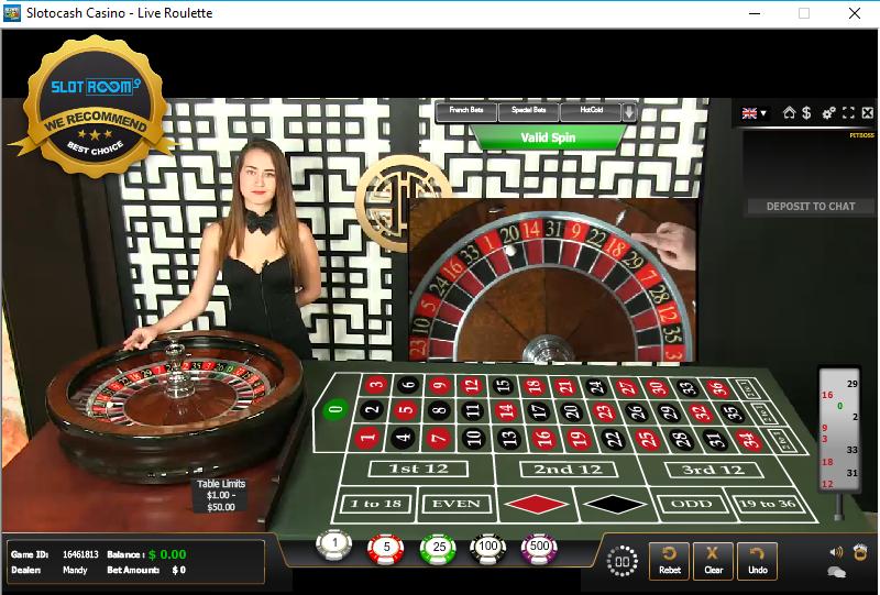 USLiveCasino - US Live Casino