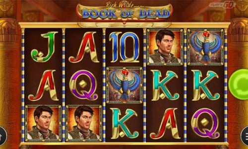 book of dead slot room screen - Book of Dead Play Slot Room and Review
