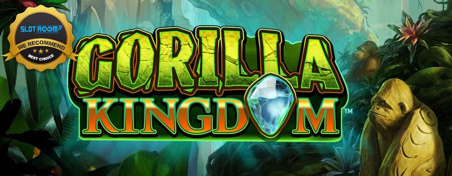 Gorilla Kingdom Slot Review