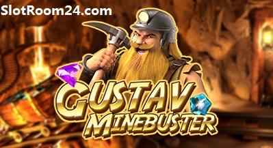 Gustav Minebuster Slot Game
