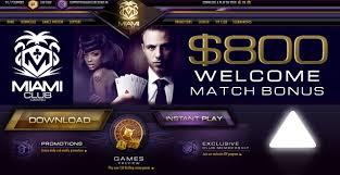 miami club casino bonus - Miami Club Casino