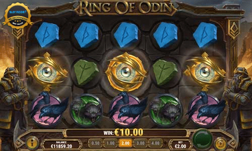 Ring of Odin Free Slot Review Features