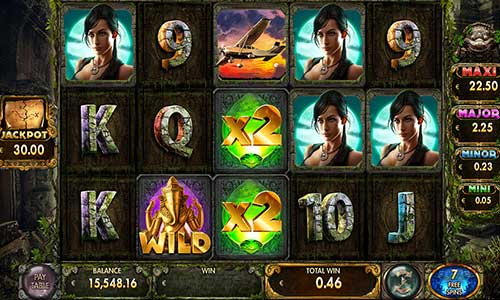 secrets of the temple slotroom screen - Secrets of the Temple Free Play Slot Review
