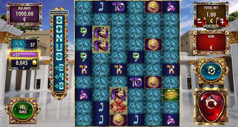 solomon the king mini game accumulator - Solomon The King Free Play Slot Review