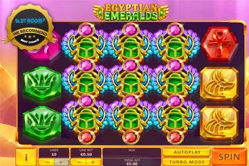 Egyptian Emeralds Slot Game
