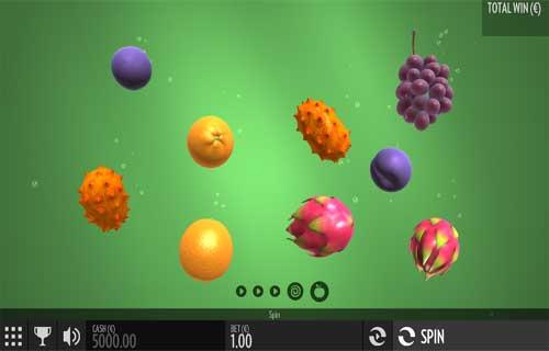 fruit warp slot screen - Fruit Warp Slot Review