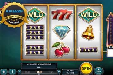 No Limit Bandit Slot Game
