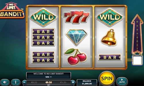 no limit bandit slot screen - No Limit Bandit Slot Review