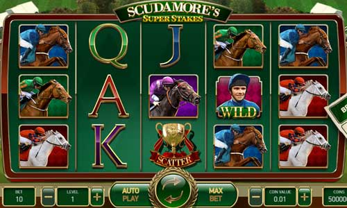 scudamores super stakes slot screen - Scudamores Super Stakes Slot Review