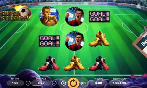 super striker slot screen - Super Striker Slot Review