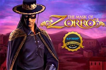the Mask of Zorro Slot Review