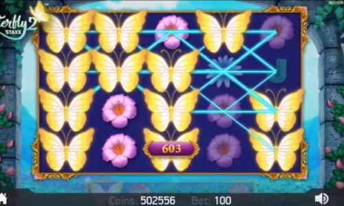 butterfly staxx 2 slot screen - Butterfly Staxx 2 Slot Review