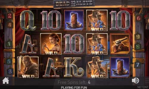 dead or alive 2 slot screen 1 - Dead or Alive 2 Slot Review