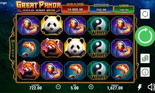 Great Panda Slot Review