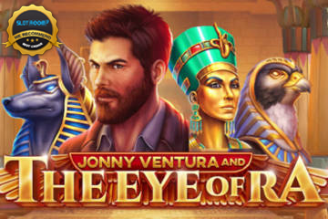 JONNY VENTURA AND THE EYE OF RA Slot Review