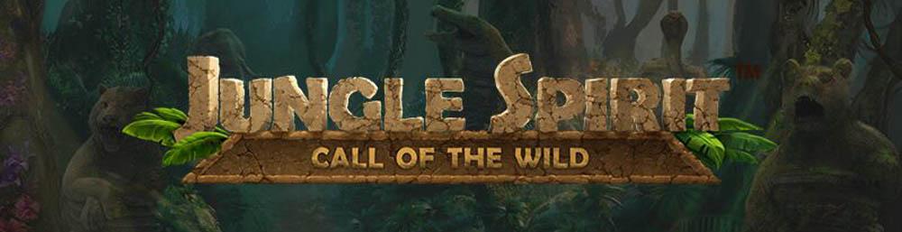 jungle spirit call of the wild online slot netent - Jungle Spirit Call of the Wild Slot Review