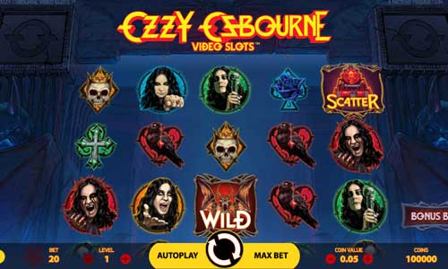 Ozzy Osbourne Slot Review