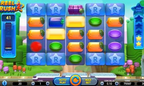 reel rush 2 slot screen - Reel Rush 2 Slot Review
