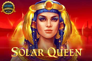 solar queen slot logo - Solar Queen Slot Review