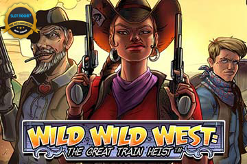 Wild Wild West The Great Train Heist Slot Game