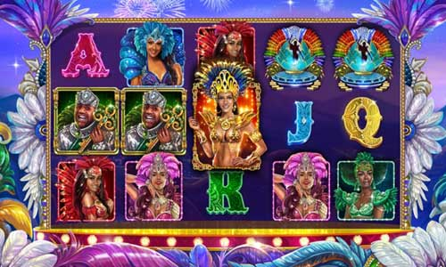 carnaval forever slot screen - Carnaval Forever Slot Review