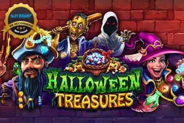 Halloween Treasures Slot Review
