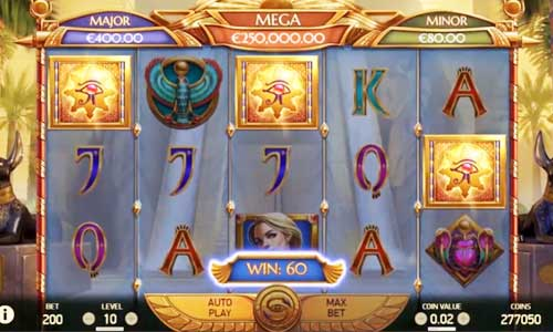 mercy of the gods slot screen - Mercy of the Gods Slot Review