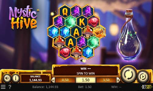 mystic hive slot screen - Mystic Hive Slot Review