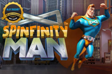 Spinfinity Man Slot Review