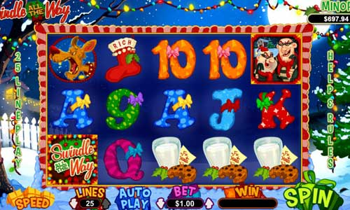 swindle all the way slot screen - Swindle All the Way Slot Review