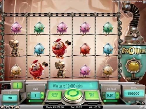 eggomatic slot screen - Eggomatic Slot Review