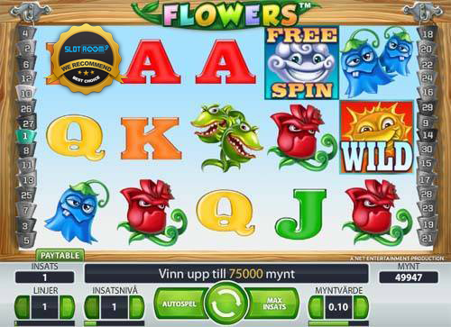 Flowers Slot Review