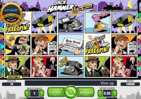 Jack Hammer Slot Game