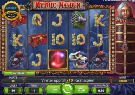 Mythic Maiden Slot Game
